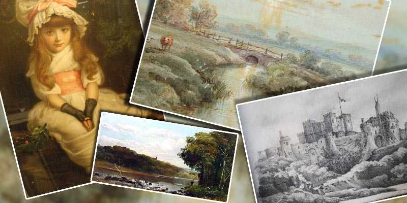 Antique Paintings buyers