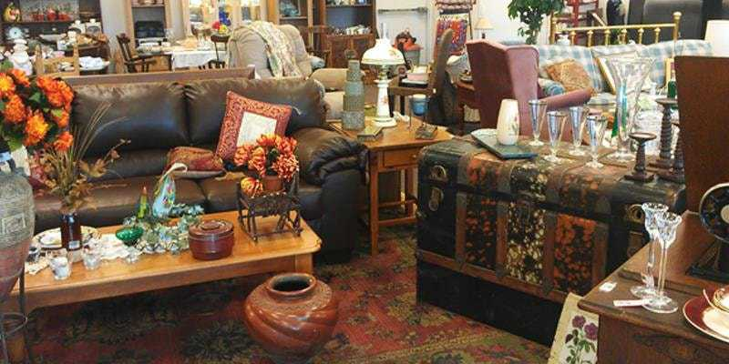 Where to Sell Antiques