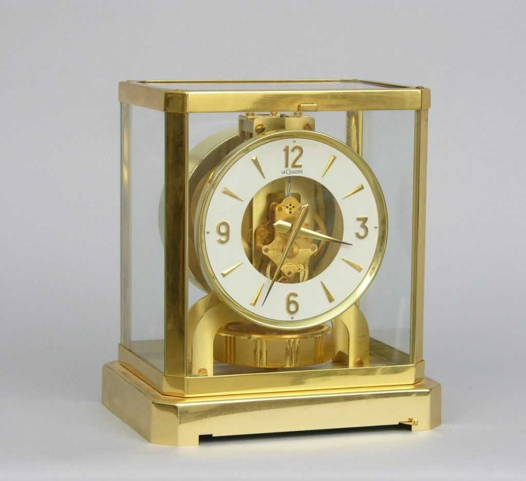 Jaeger lecoultre- clocks