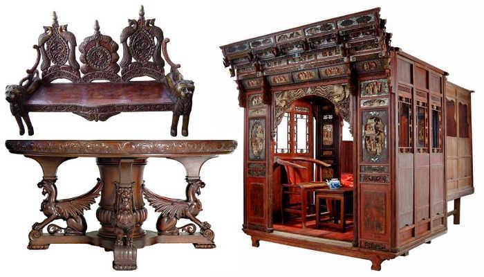 Oriental Antique Furniture