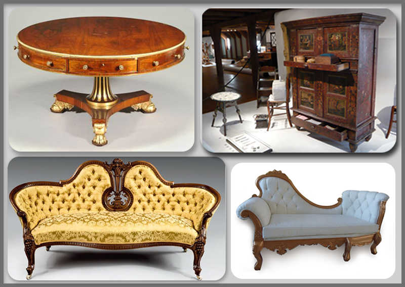 Antique furniture items - Antique Furniture Buyers - Sideboards, Chests, Rosewood, Antique