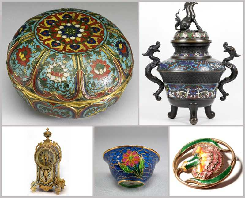 Identify Collectible Enamel