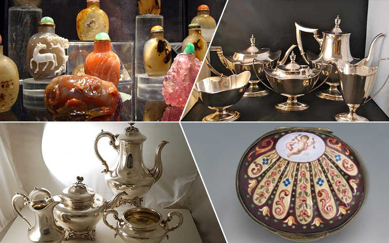Asian and Silver Antiques