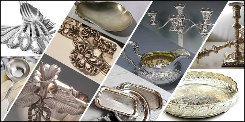 Antique Silver we purchase