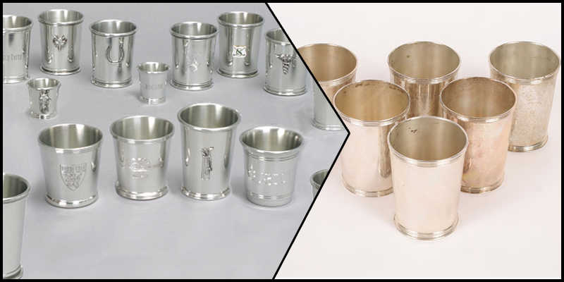 Sterling Mint Julep Cups