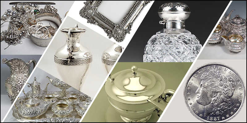 we purchase in Antique Silver