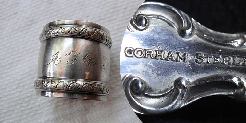 Gorham silver mark