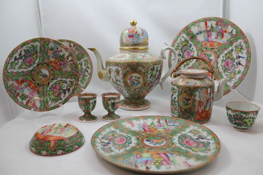 Chinese Porcelain Extras