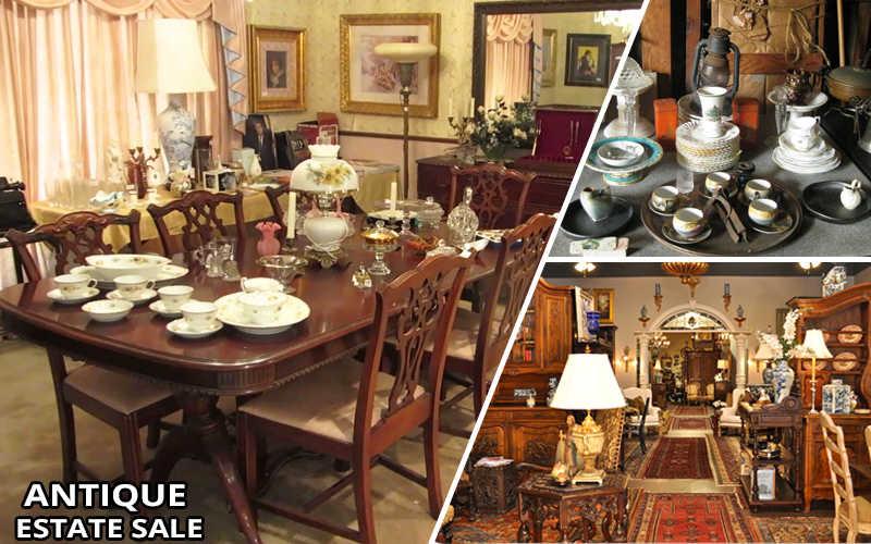Antique Estate Sale