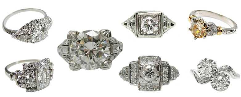 Selling Estate Jewelry online