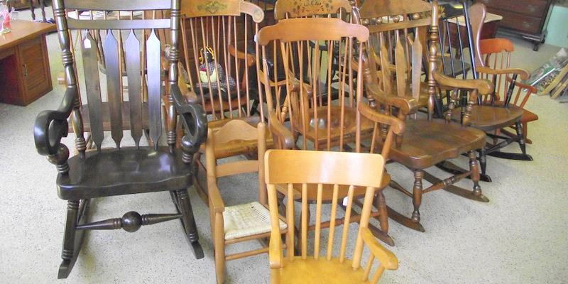 Identify Antique Furniture Chair Styles