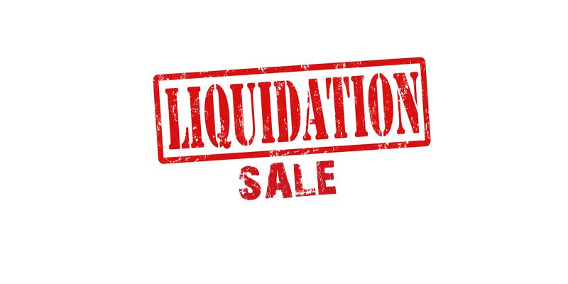 Liquidation sale Sarasota