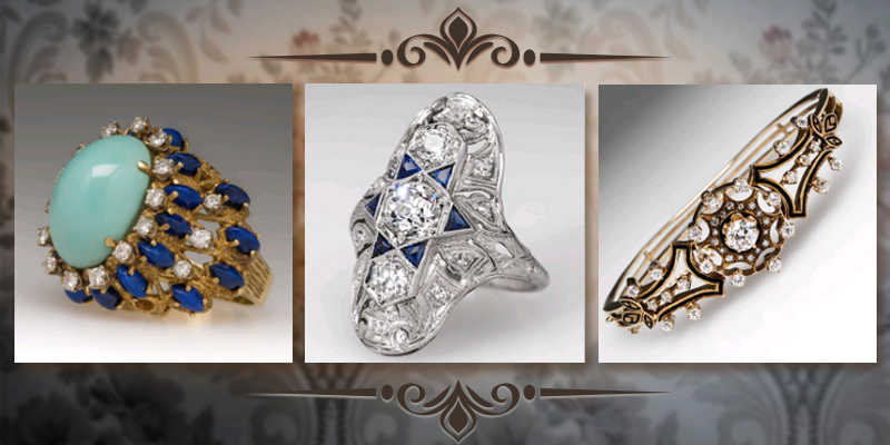 Estate Vs Vintage Vs Antique Jewelry
